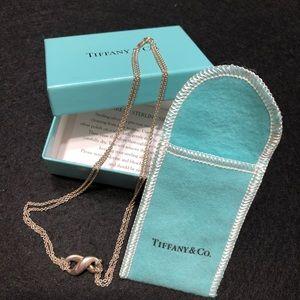 Tiffany & Co. infinity 925 necklace